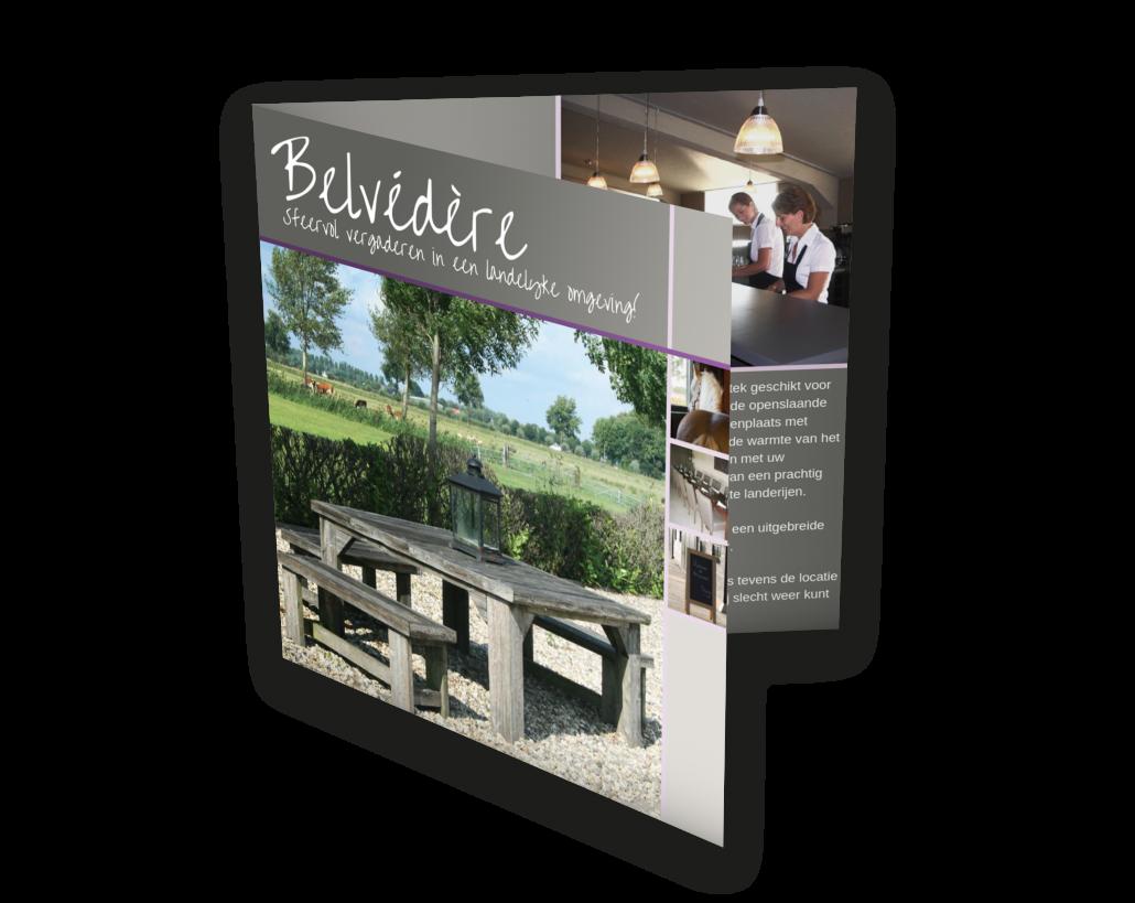 Belvedere brochure